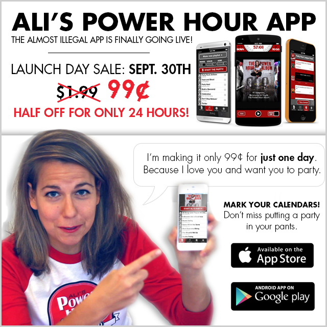 power hour app sale