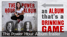 The Power Hour Album trailer