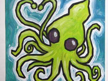 Heart Squid