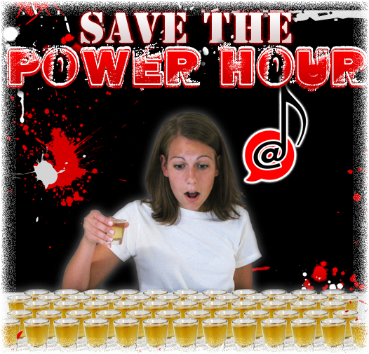 Please Help Save the Power Hour