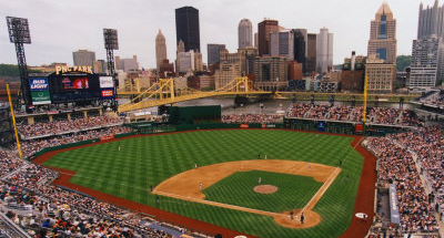 What's Your Name Played at PNC Park