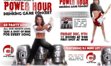 The Power Hour Album CD Release Party