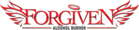 Forgiven Alcohol Burner