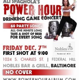 Baltimore Happy Hour Concert – Unlimited Beer!
