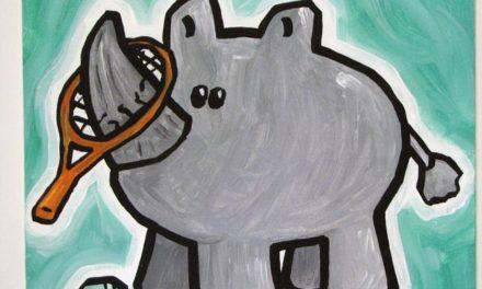 Tennis Rhino