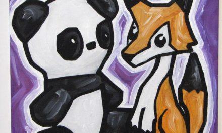 Panda And Vixen