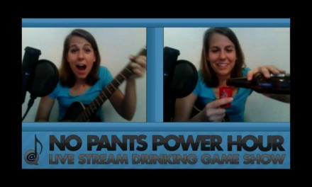 No Pants Power Hour: Live Streaming Show