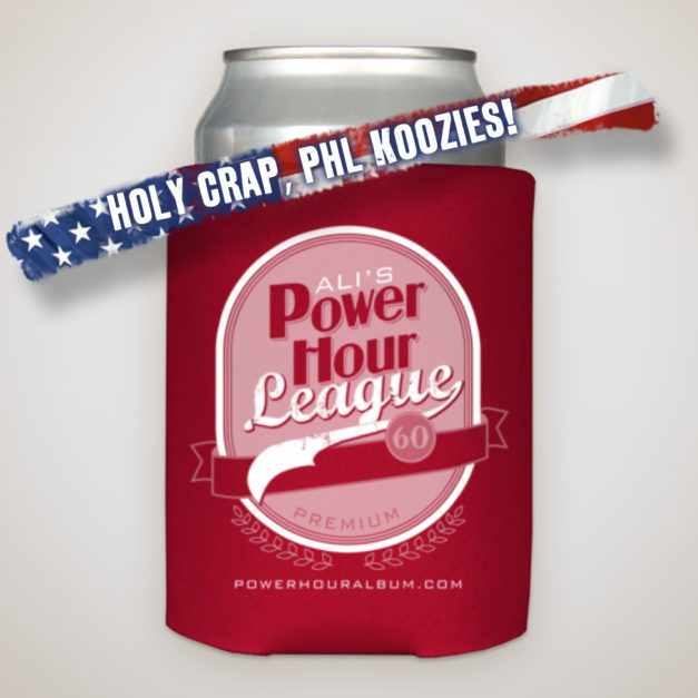 Power Hour League… LET'S. DO. THIS.