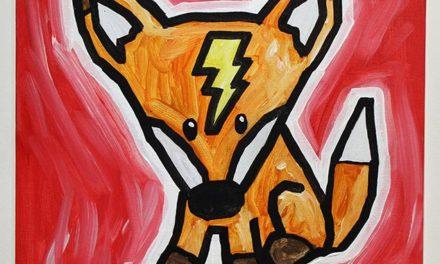 Lightning Fox