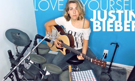 Love Yourself – Justin Bieber (Ali Spagnola cover)