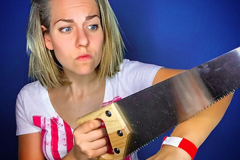 How many times have you had to saw off your hand to get rid of that pesky wristband? Well not anymore! (Watch the link in my bio)