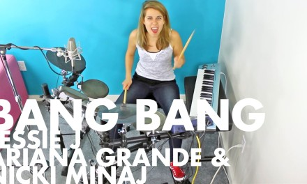 Bang Bang – Jessie J, Ariana Grande, Nicki Minaj (cover)