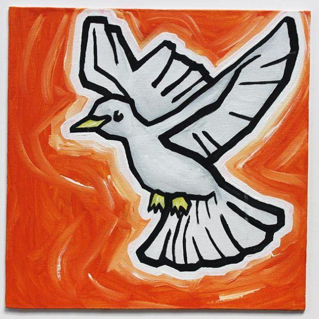 Second Dove