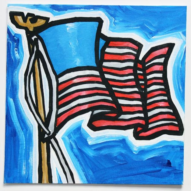 American Flag No. 2