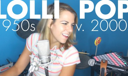 Lollipop 1950s vs. 2000s (Lil Wayne + The Chordettes cover) – Ali Spagnola