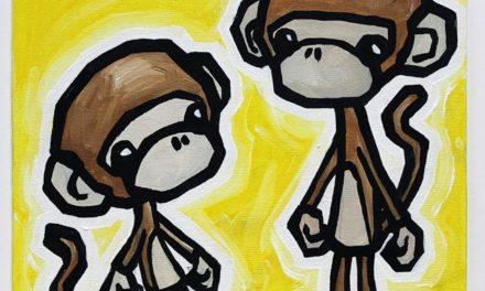 Monkeys #4