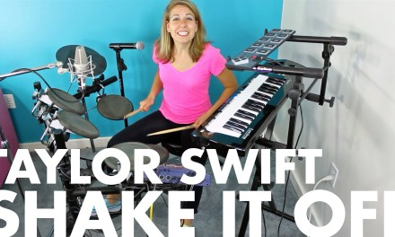 Taylor Swift-Shake It Off (ONE-GAL BAND COVER)