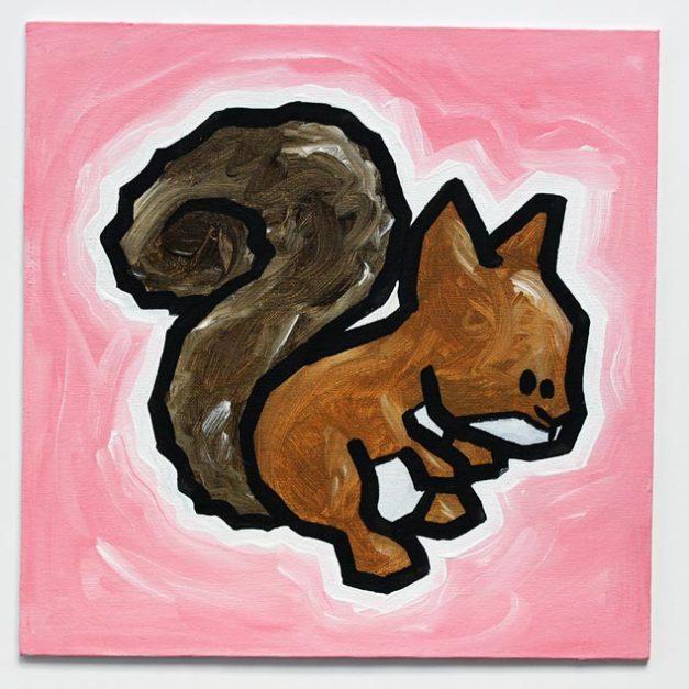 Fourth Squirrel