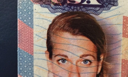 Managed to pull off looking vaguely annoyed on my US Passport for the next 10 years. Harder than it looks cause the government is super strict about this kind of thing and also I was actually cracking up about it the whole time.