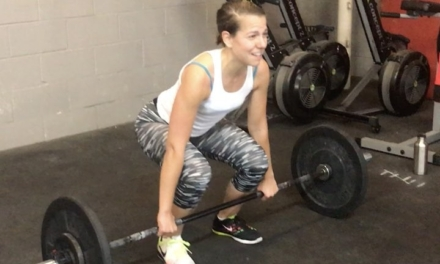 Please note this barbell is heavier than it looks. It's just no one can help but bounce to Mariah (Wait for it…)