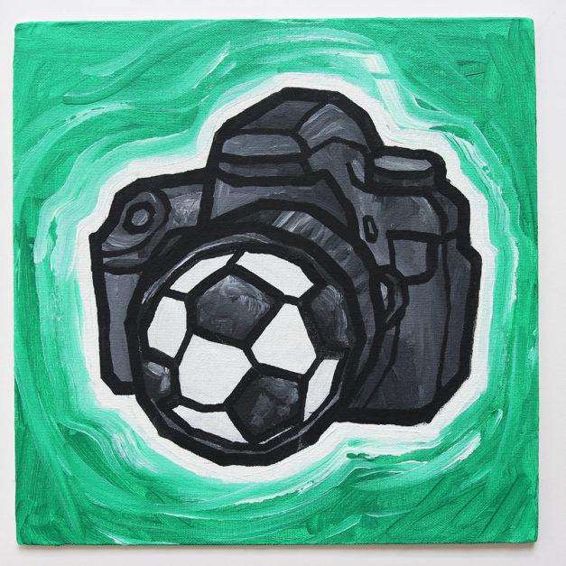 Soccer Ball Camera