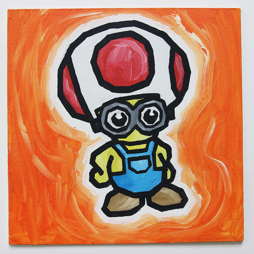 Minion Toad