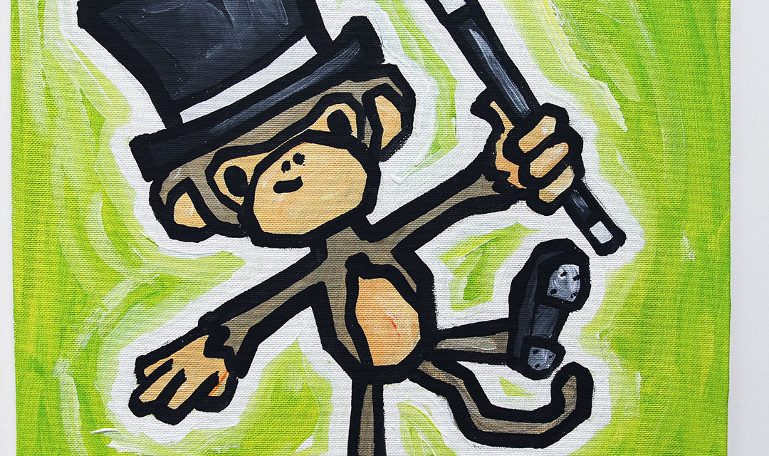 Tap Dancing Monkey