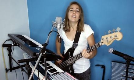 Glockenspiel? More like ROCKENSPIEL!!… No but like go see the full video link in my bioooooo