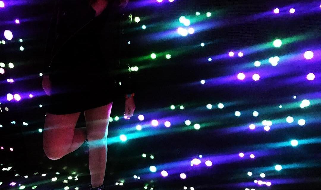 Stood on stars