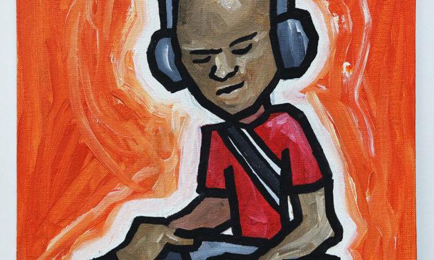 DJ from Trinidad