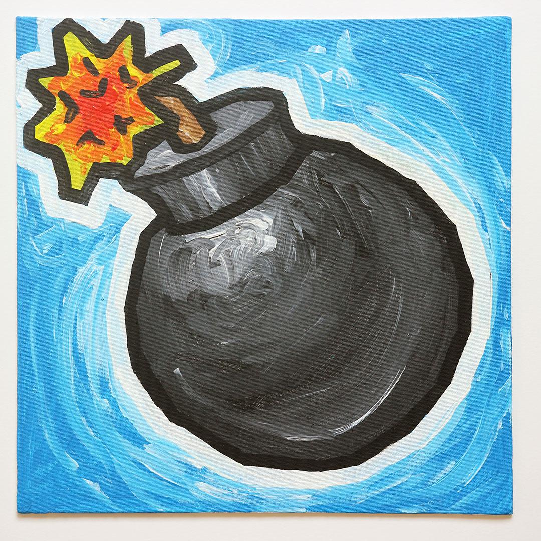 Bomb #3