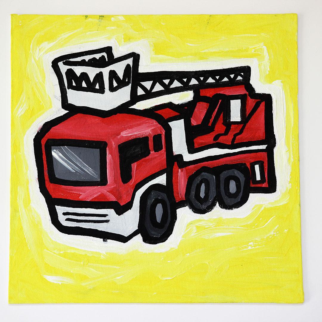 Fire Truck No. 3