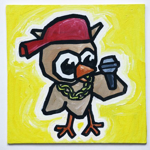 Hip Hop Owl