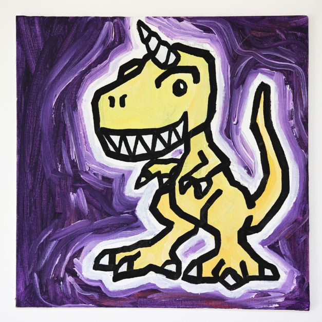 Unicornisaurus Rex