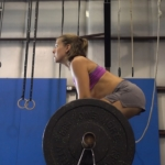 4 position pause – clean high pull – power clean – full squat clean – FULL POWER FIST PUMP