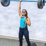 Meet nerd, Athena Spagshausen. She took over my YouTube video this week and interviewed CrossFit athletes at the games. I'm quite embarrassed. (Watch the video in my bio!)