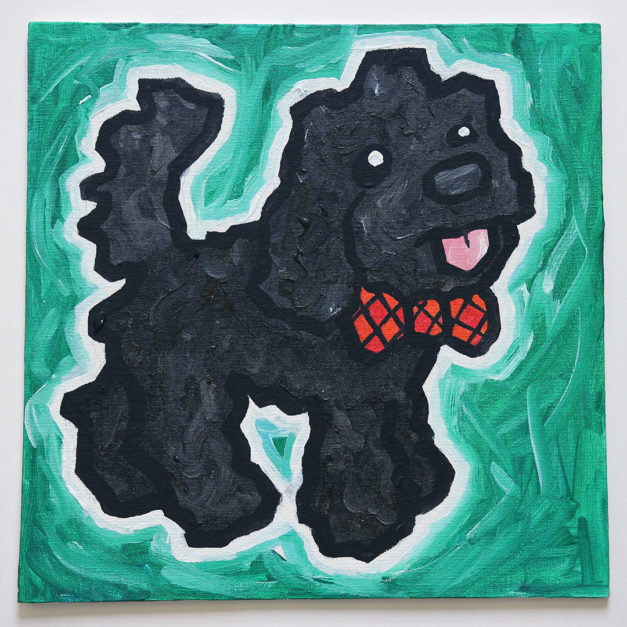 Dog in Bowtie